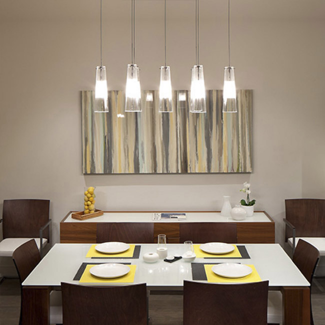 Dining Room Pendant Lighting Ideas | How To's & Advice at Lumens.c