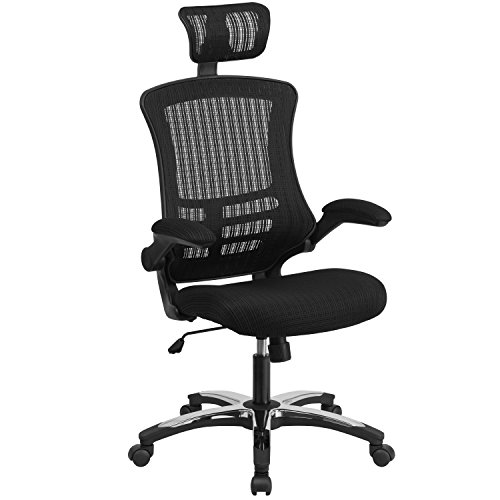 Amazon.com: Flash Furniture High Back Office Chair | High Back .