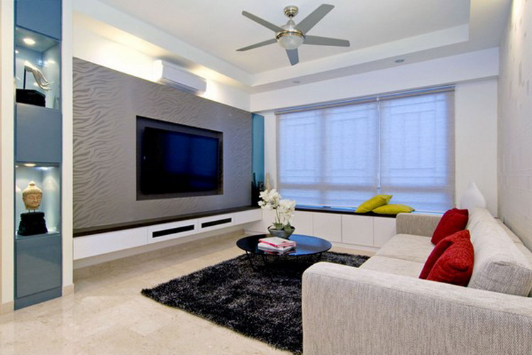 fancy Ultra Modern Living Room Home Interior Decoration Ideas .