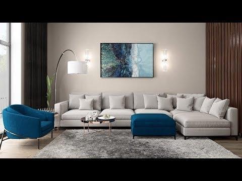 Interior design living room 2019 / Home Decorating Ideas - YouTu