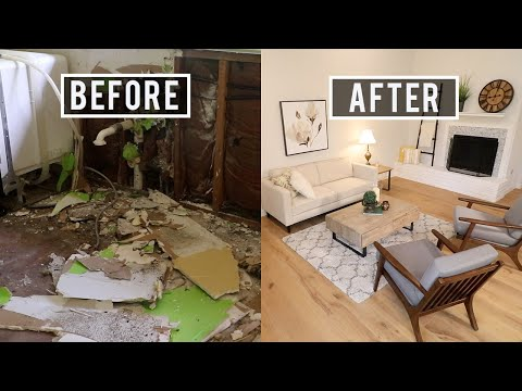 Before and After House Flip | Major Renovation - YouTu