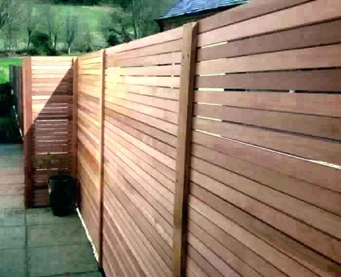 Modern Horizontal Fence Gate Slat Wood Full Size Of Metal Designs .