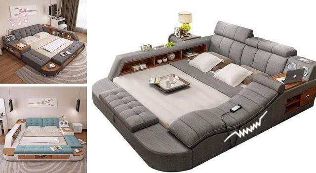 Creative Combo Couch Designs All in One | Furniture, Bed, Ho