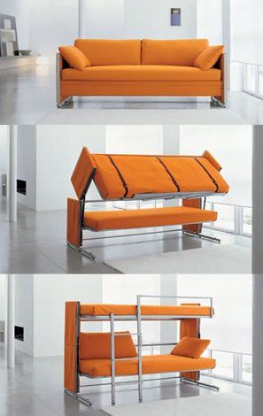 Innovative Single Sofa Bed Designs
