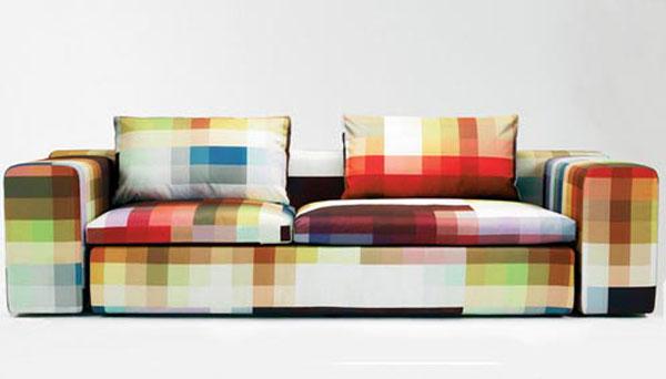 35 Unique & Creative Sofa Designs | See More at Freshome.c