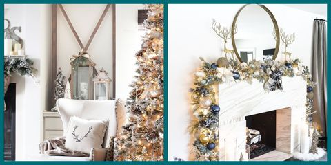 35 Christmas Decoration Ideas 2019 - Elegant Holiday Decorati