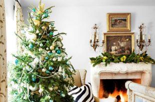 100 Christmas Home Decorating Ideas - Beautiful Christmas Decoratio