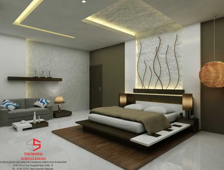 Interiors Designs | Bedroom false ceiling design, Bedroom .
