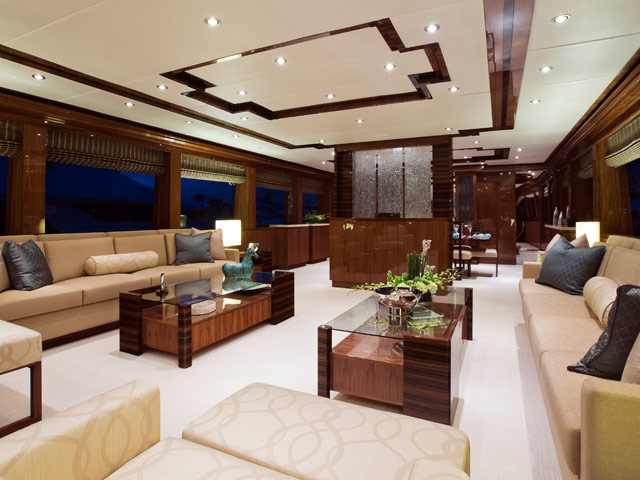 YIBS: Yacht Interiors By Shelley | Luxury Yacht Interior Designs .