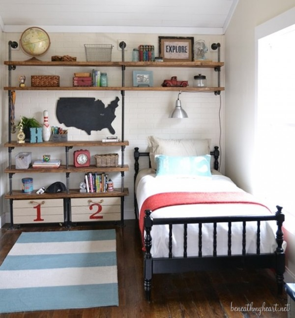 35+ Fun Kids Bedroom Ideas for Small Roo