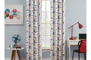 "Wind Me Up Blackout Curtain (42""x84"") - Waverly Kids : Targ"