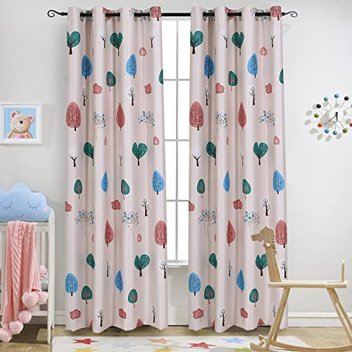Kids Curtains Blackout: Amazon.c