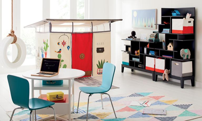 Kids Playroom Inspiration | Crate and Barr