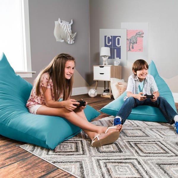 Shop Jaxx Pivot Kids Gaming Bean Bag Chair - Overstock - 160777