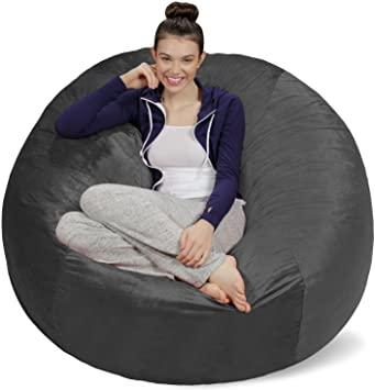 Amazon.com: Sofa Sack - Plush Ultra Soft Bean Bags Chairs for Kids .