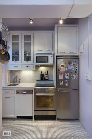 Kitchen Appliances Apartments