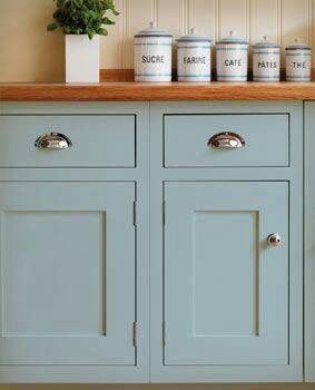 Kitchen cupboards handles | New kitchen cabinets, Shaker kitch