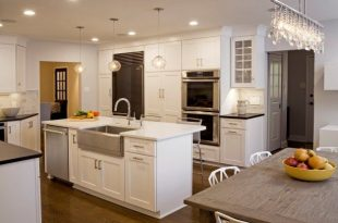kitchen island with sink and dishwasher and seating | Kitchen .