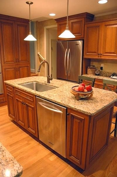 Kitchen Island With Sink And Dishwasher For Sale Hob Dimensions .