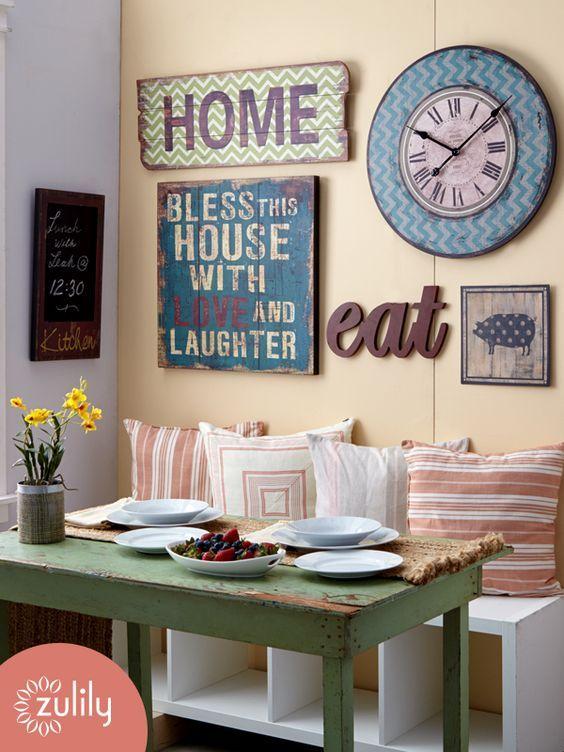 20+ Best Kitchen Wall Art Decor Ideas and Designs | Kitchen decor .