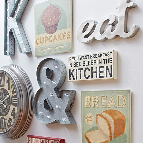 Work Your Walls Sponsored by Nordstrom Rack. | Kitchen gallery .