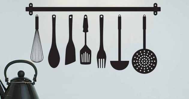 16 Wall Art Designs To Beautify Your Kitch