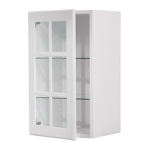 US - Furniture and Home Furnishings | Glass cabinet doors, Kitchen .