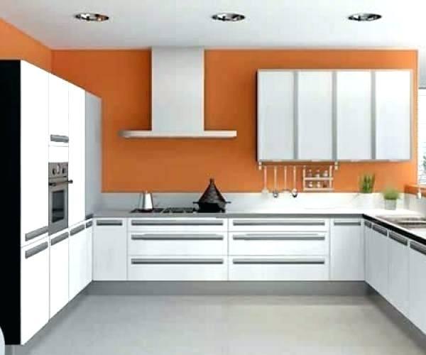 Home Architec Ideas: Orange Kitchen Color Ide