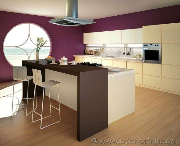 Satin Enamel | Kitchen colo