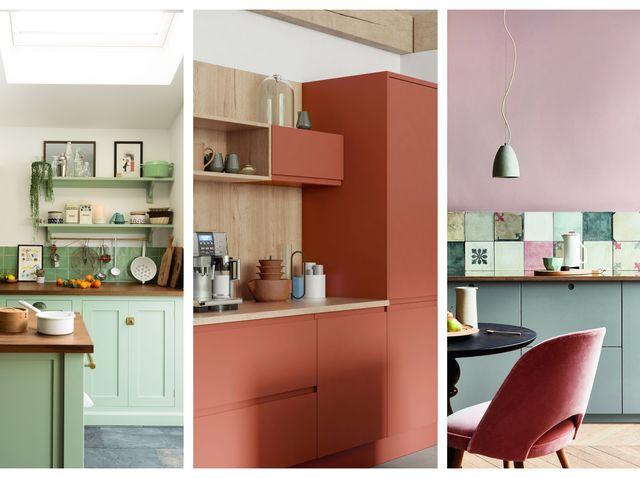 7 Kitchen Colour Ideas - Best Kitchen Paint Colou