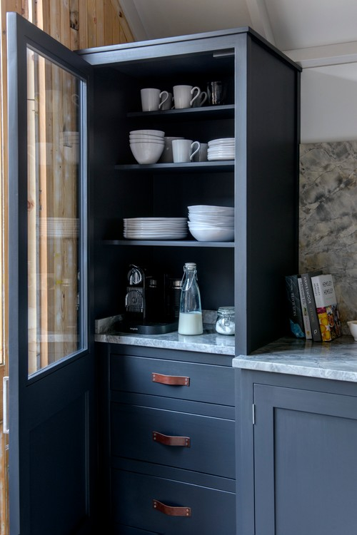 10 Ideas for Kitchen Cabinets that Sit on the Workt