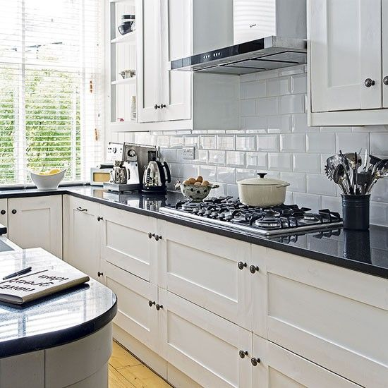 Kitchen Worktops And Cupboards