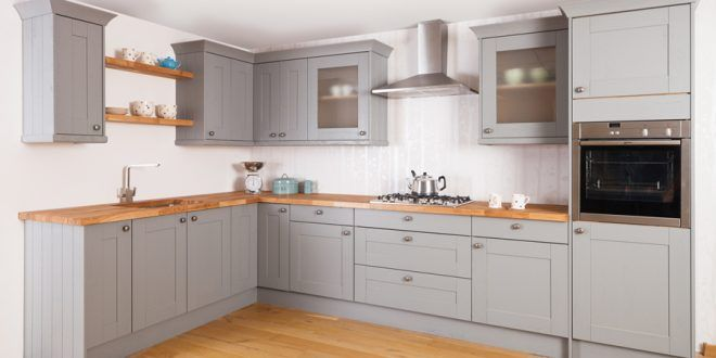Best designs for kitchen worktops and cupboards | Solid wood .