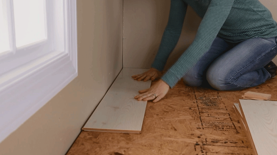 How to Install Laminate Wood Floor | Better Homes & Garde
