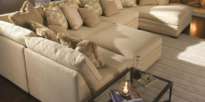 Large Sofas For Guests | Sofa | Large sectional sofa, Sectional .