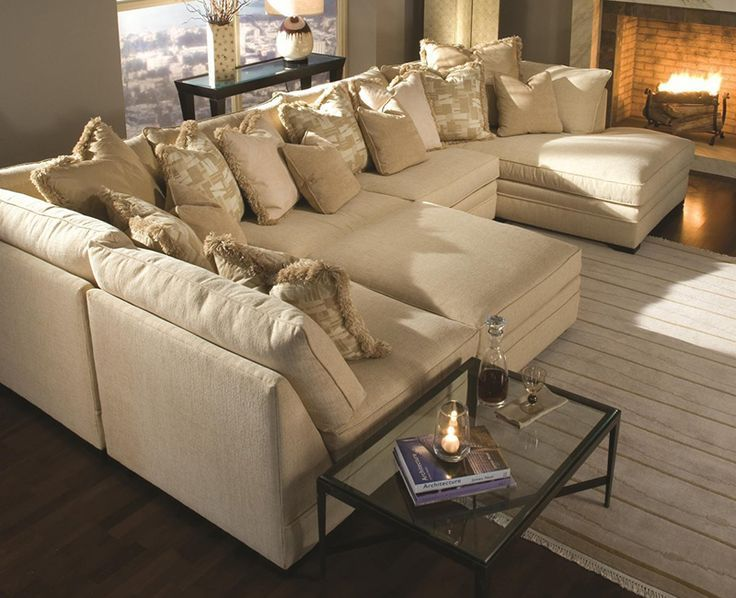 Large Sofas For Guests