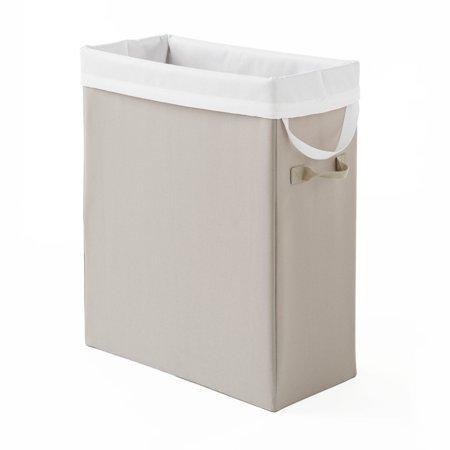 Neatfreak Slim Space-Saving Laundry Hamper - Walmart.com - Walmart.c