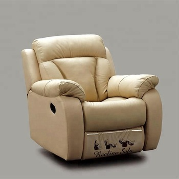 Italy Leather Recliner Sofa S