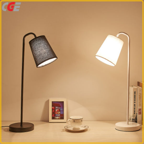 China Hotel Lighting LED Table Lamp Iron Table Lamp Foldable Long .