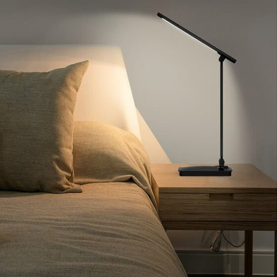Shop LE 5W Touch Sensor Flexible Dimmable LED Desk Table Lamp .
