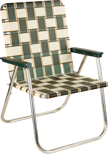 Extra Wide Aluminum Folding Lawn Chai