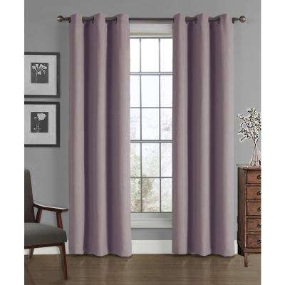 Home Styles - Purple - Curtains & Drapes - Window Treatments - The .
