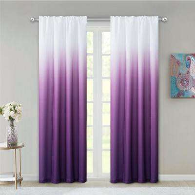 Purple - Dainty Home - Curtains & Drapes - Window Treatments - The .