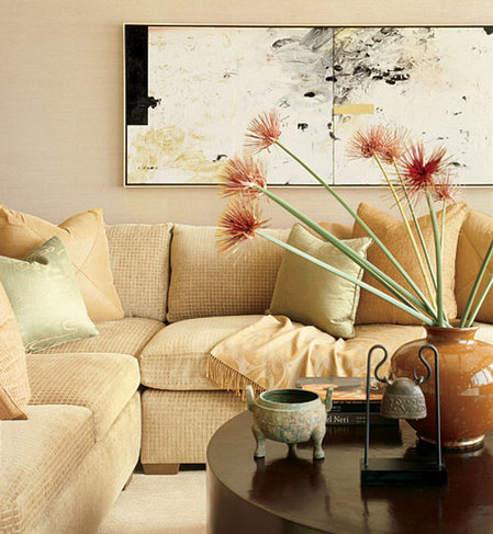 Living Room Arrangement Based On Feng Shui Principl