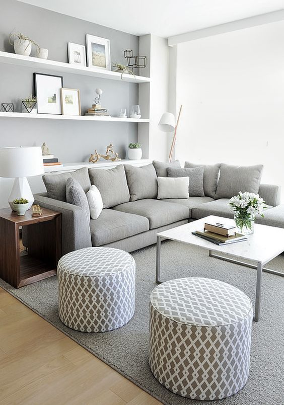 Design Tips: Small Living Room Ideas | Small living room .