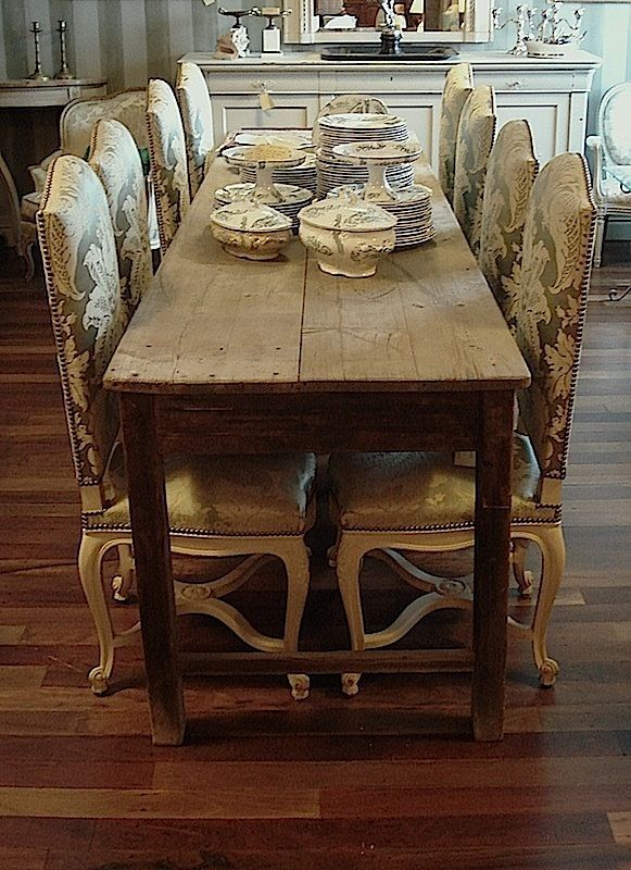 Narrow dining table- useful and classy   Narrow dining tables .