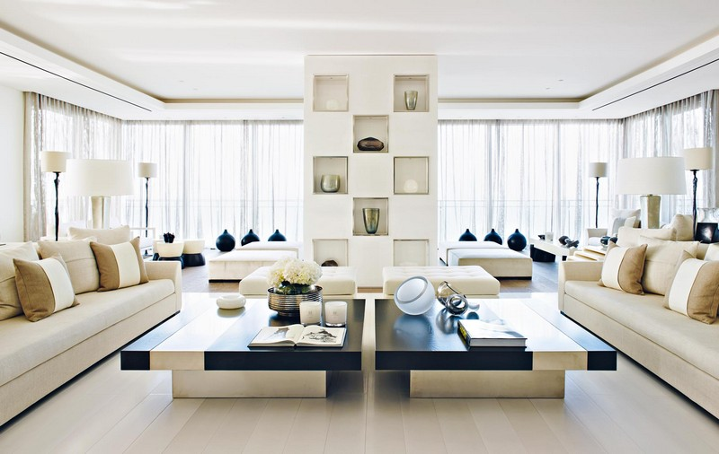 Celebrity Interior Designers: Kelly Hoppen | Archi-living.c