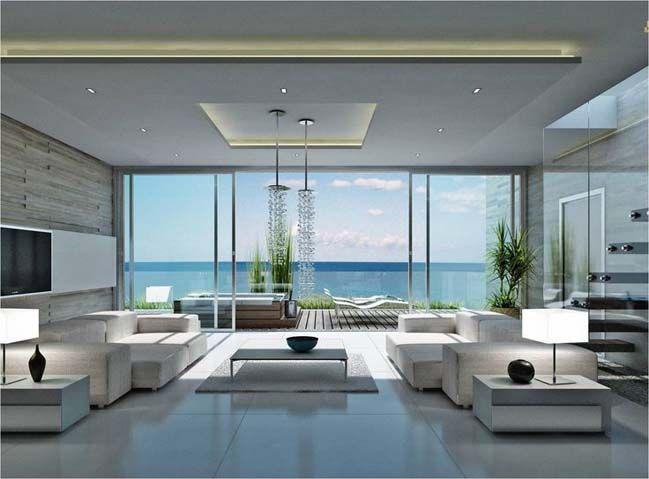 12 living room ideas with luxury modern interior design | Modern .