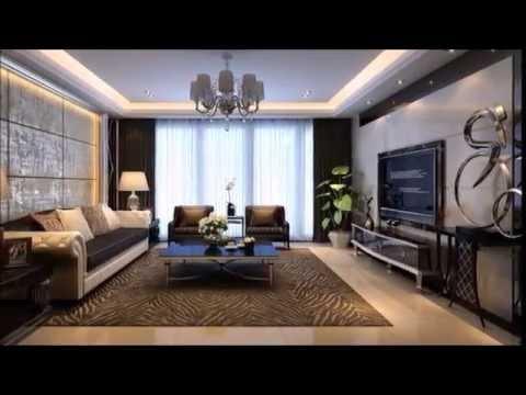 20 Ideas Luxury Modern living room interior design 2 - YouTu