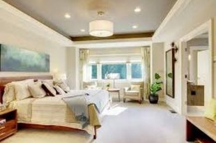 40 Master Bedroom Lighting Ideas Vaulted Ceiling | Master bedroom .
